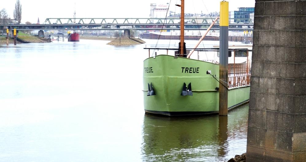 Schiff Bremen Blogland