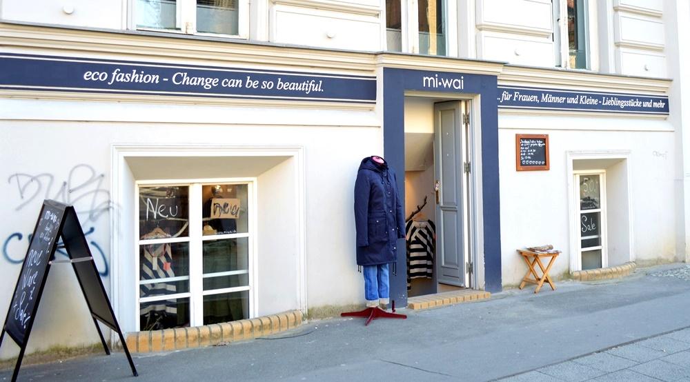 miwai Ladengeschäft Berlin