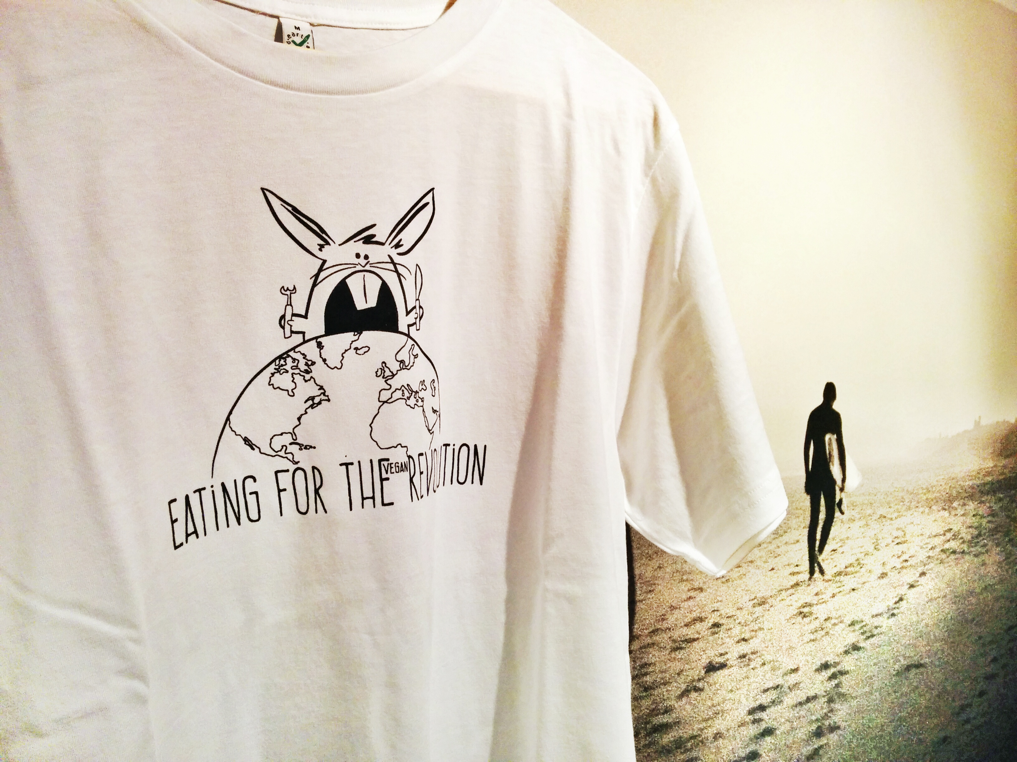 Rabbit Revolution Unisex Shirt