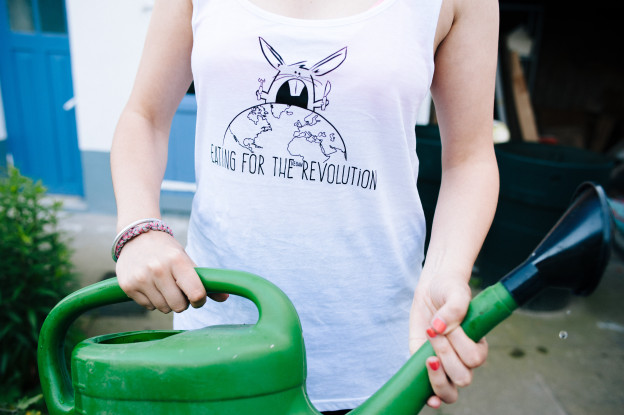 Rabbit Revolution Tank Top