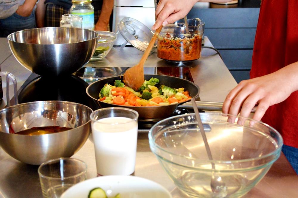 vegan camp hamburg veganz café faux vau