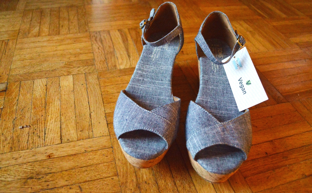Wedges Toms Vegan 3
