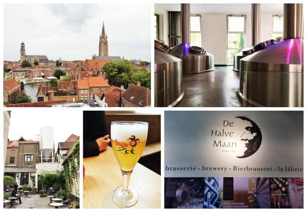 Brügge De Halve Maan Brauerei