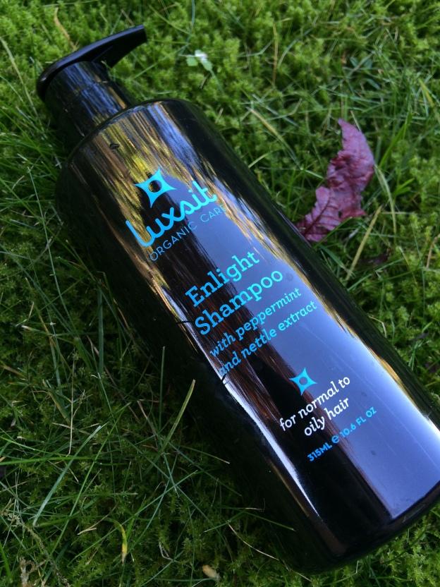 luxsit enlight shampoo ein bisschen vegan
