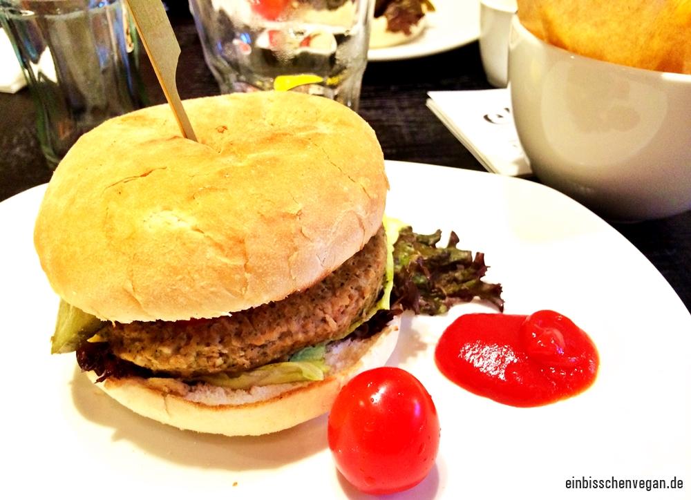 Ellis Gourmet Burger Vegetarisch