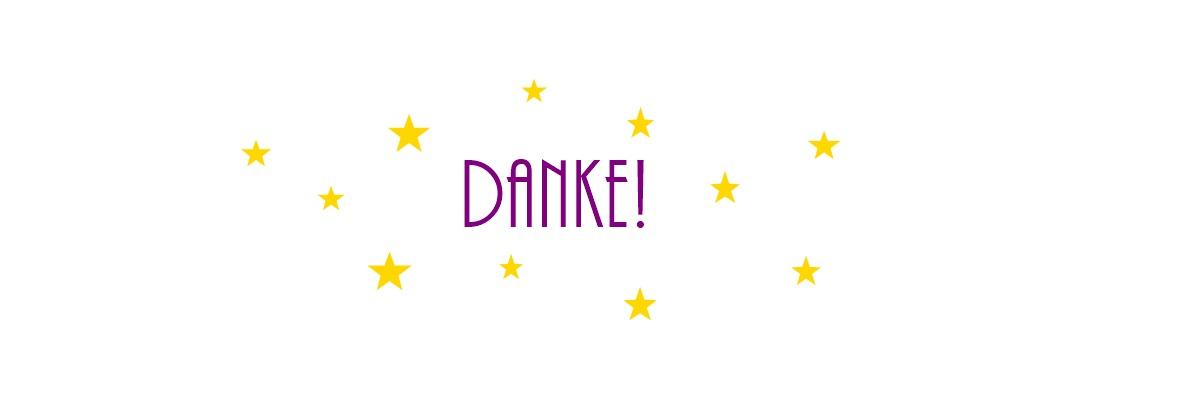 Danke Rückblick 2014