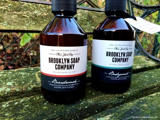 Brooklyn Soap Company ein bisschen vegan