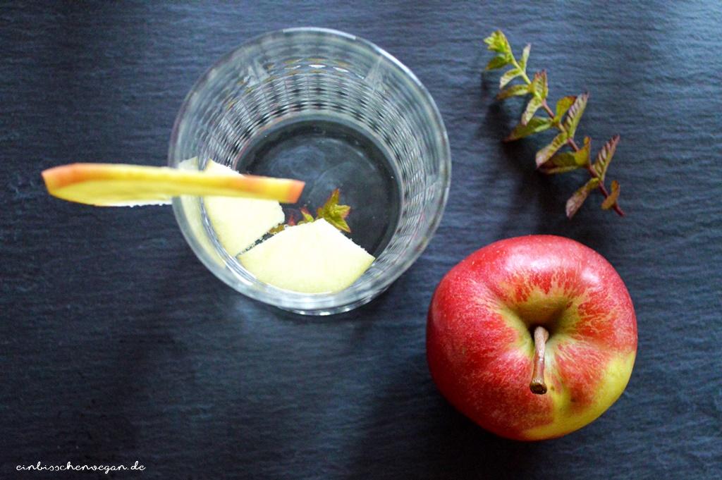 Wasser Apfel 2