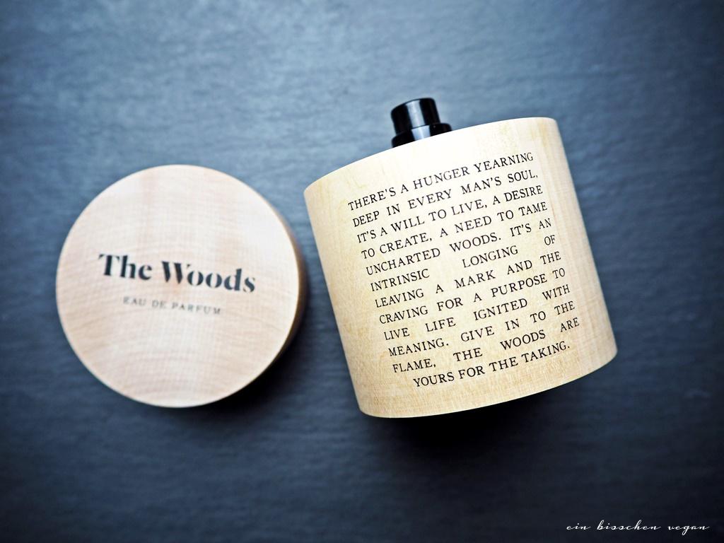The Woods Brooklyn Soap Company Eau de Parfum