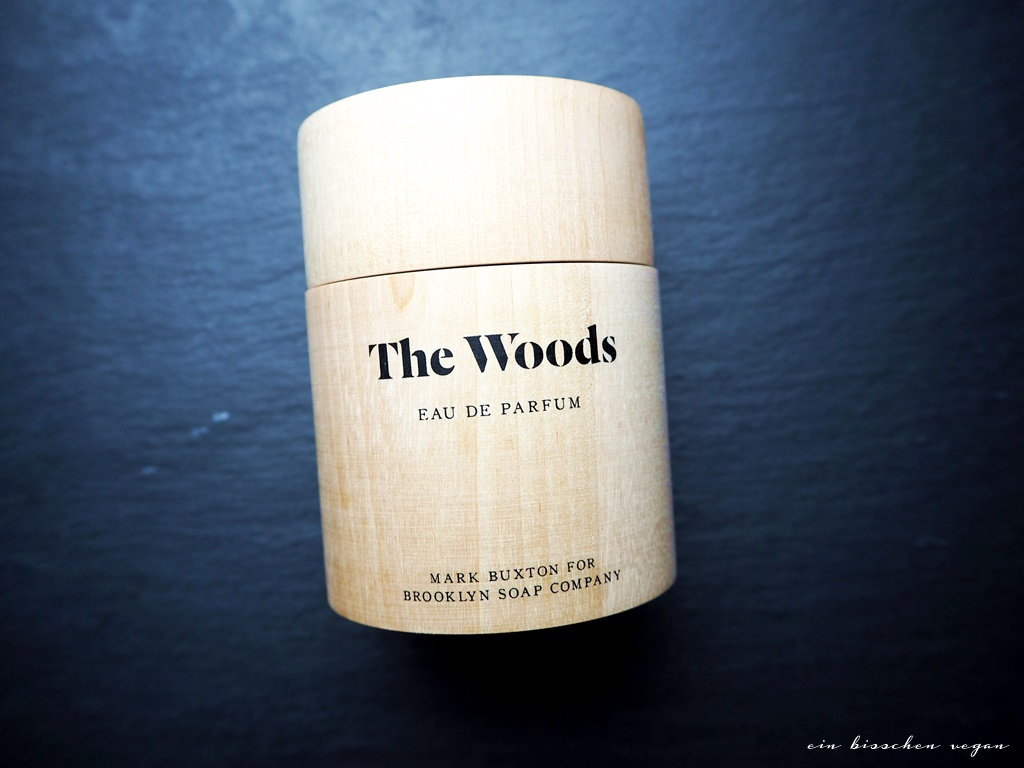 The Woods Brooklyn Soap Company Eau de Parfum