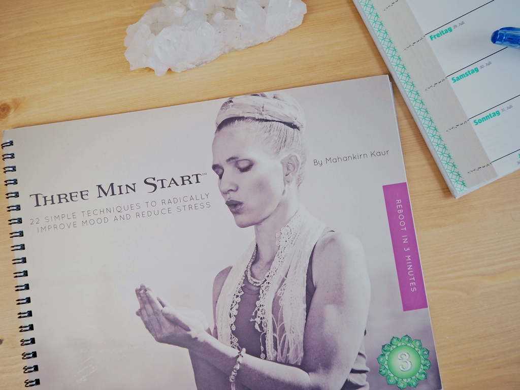 Three Min Start Kundalini Yoga