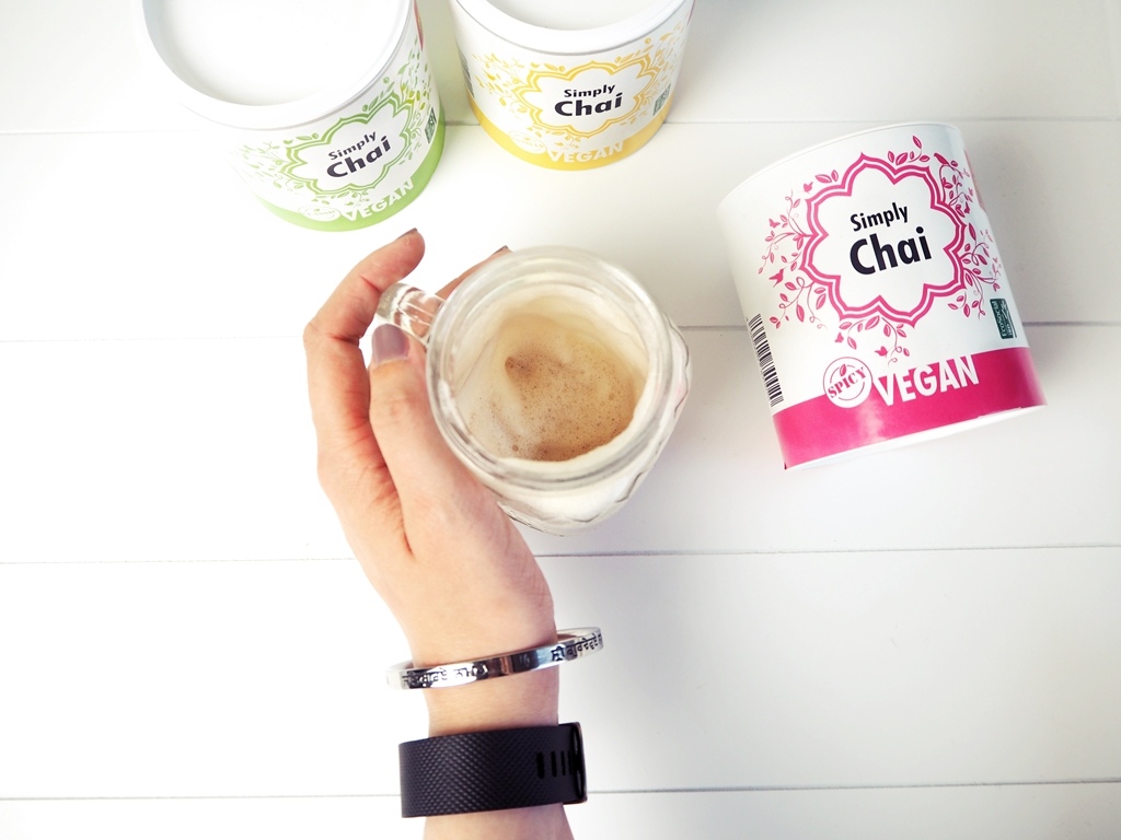 Simply Chai vegan