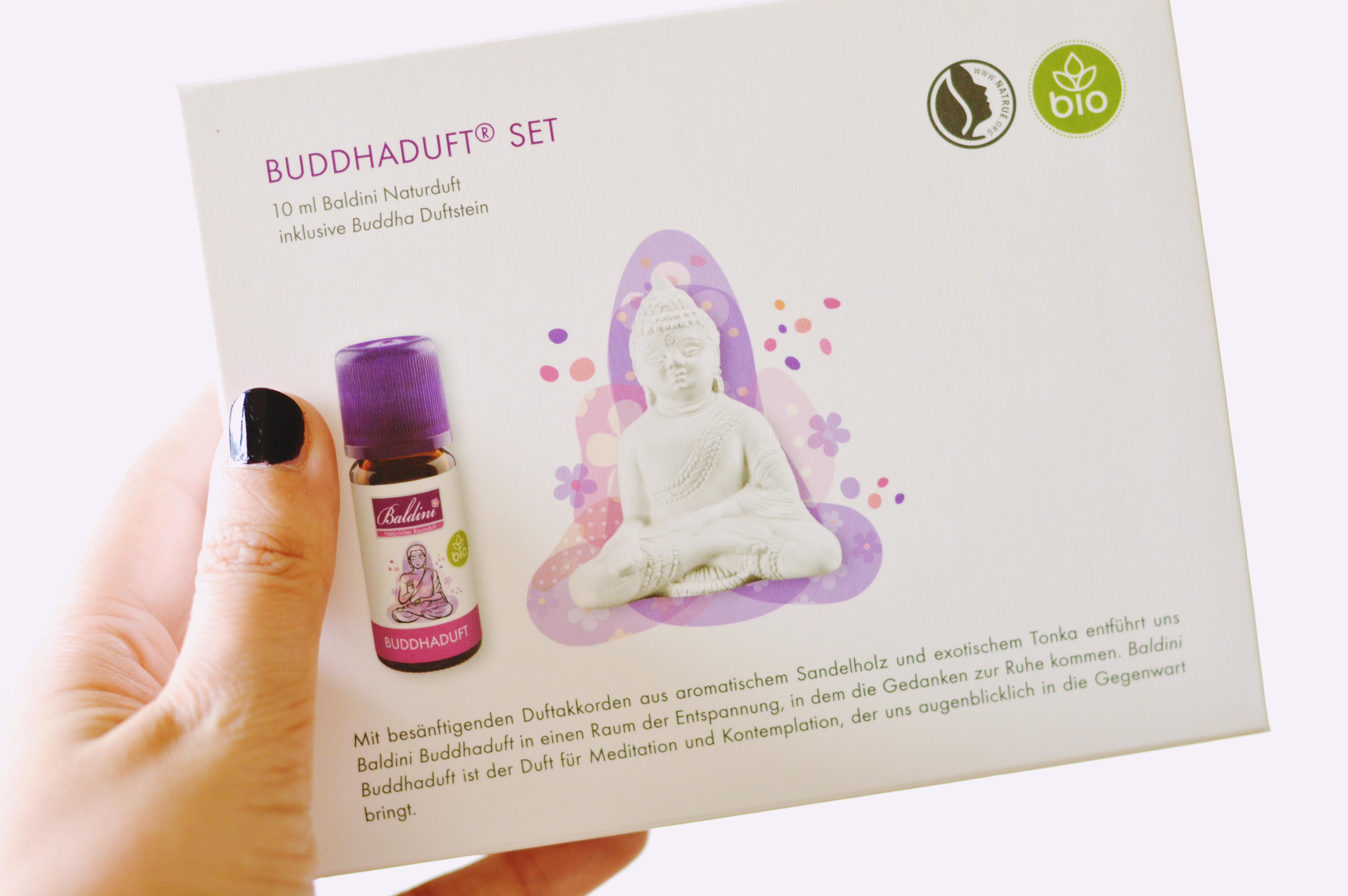 Baldini Buddha Duftöl