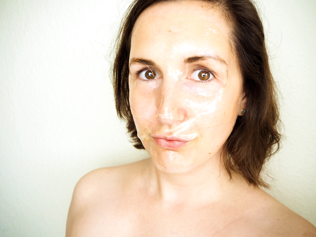 Whamisa vegan Korea Gesichtsmasken