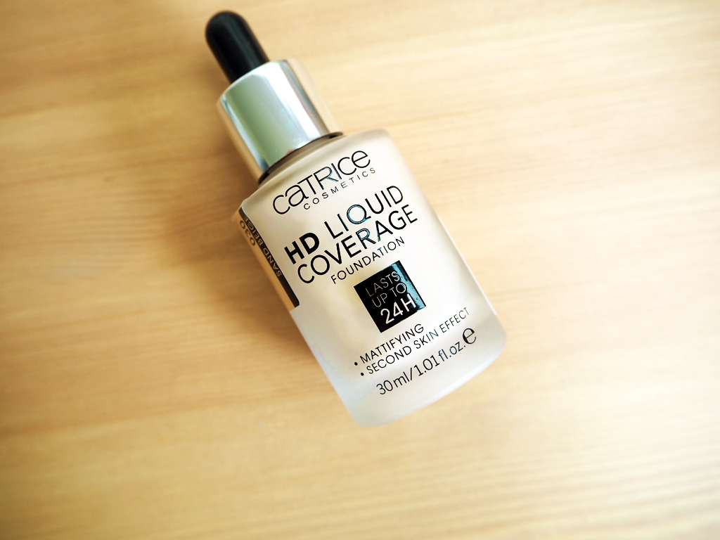 HD Liquid Coverage von Catrice