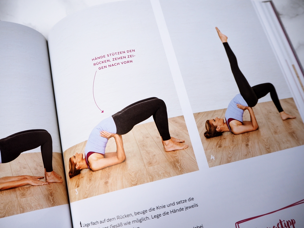 My Yoga Essentials Buch Kerstin Linnartz