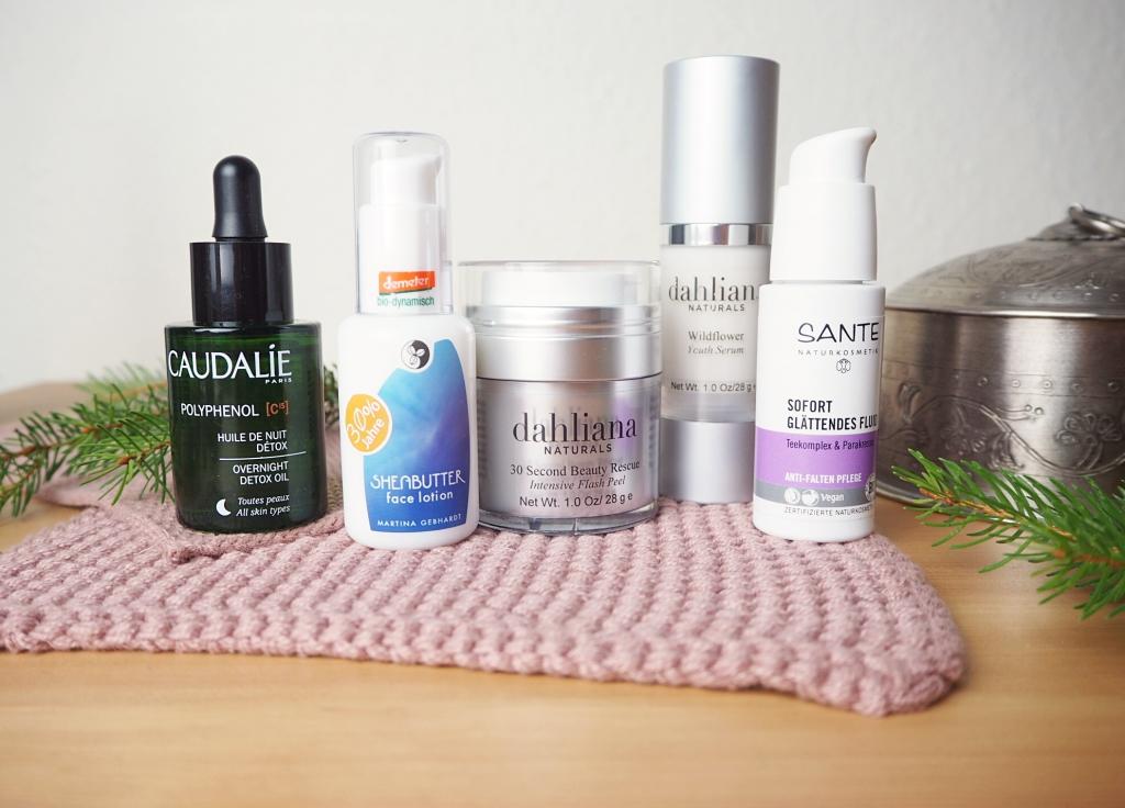 Hautpflege im Winter vegan