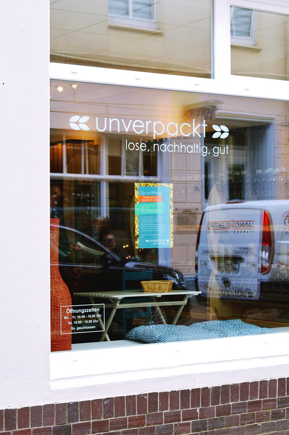 Unverpackt Lübeck