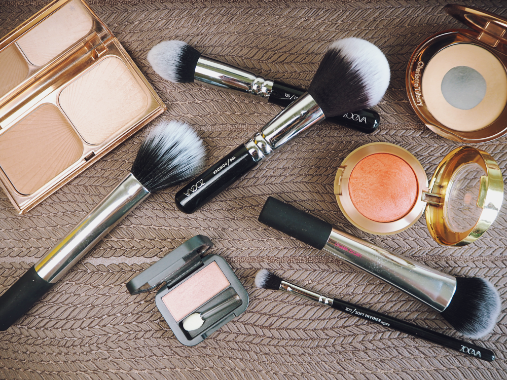 Die besten veganen Make Up Pinsel