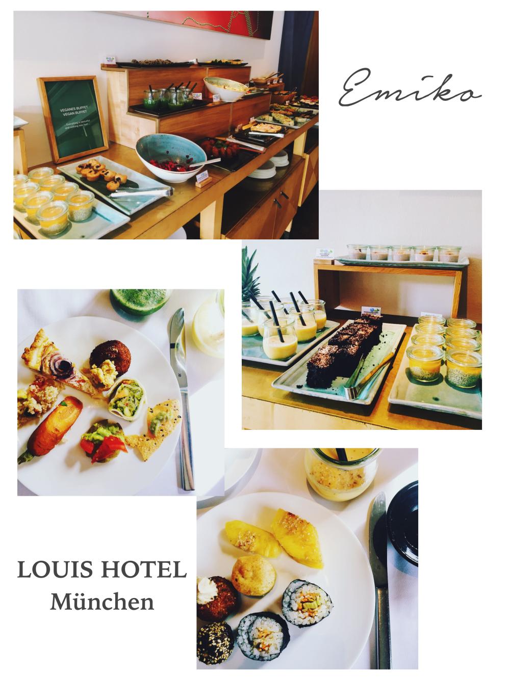 Vegan Guide München Emiko Hotel Louis