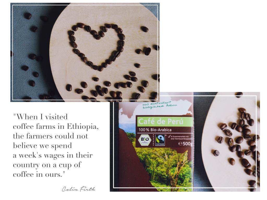 Tipps für mehr Nachhaltigkeit Kaffee Fair Trade