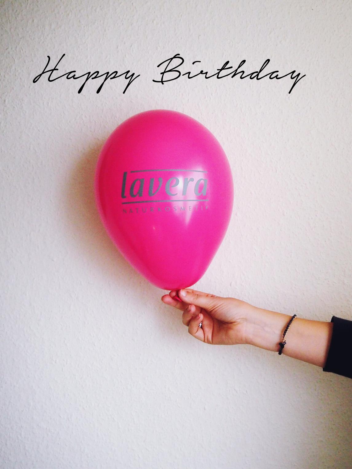 30 Jahre Lavera Geburtstag