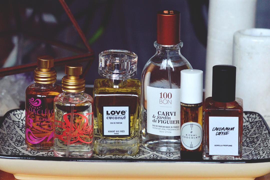 Veganer Parfumguide