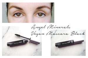Vegane Mascara im Test Angel Minerals Naturkosmetik