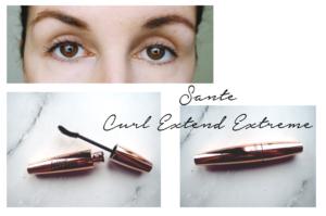 Vegane Mascara im Test Sante Curl Extend Extreme