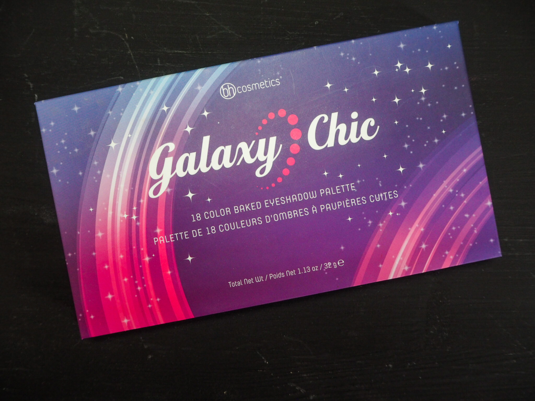 Galaxy Chic Eyeshadow Palette von bh cosmetics