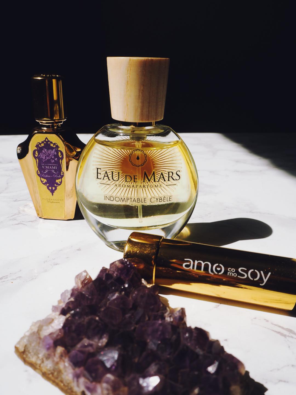 Parfums ohne Tierversuche Eau de Mars amo como soy Florascent