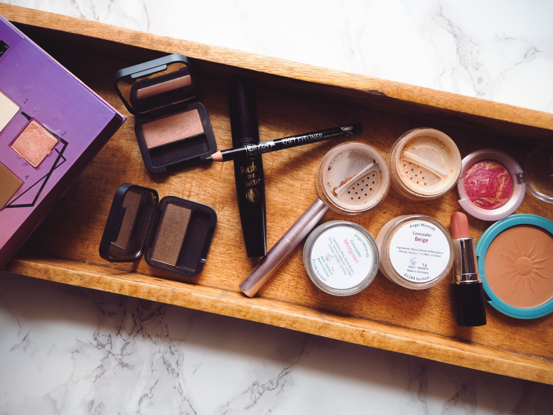 All Organic MakeUp Topshelf