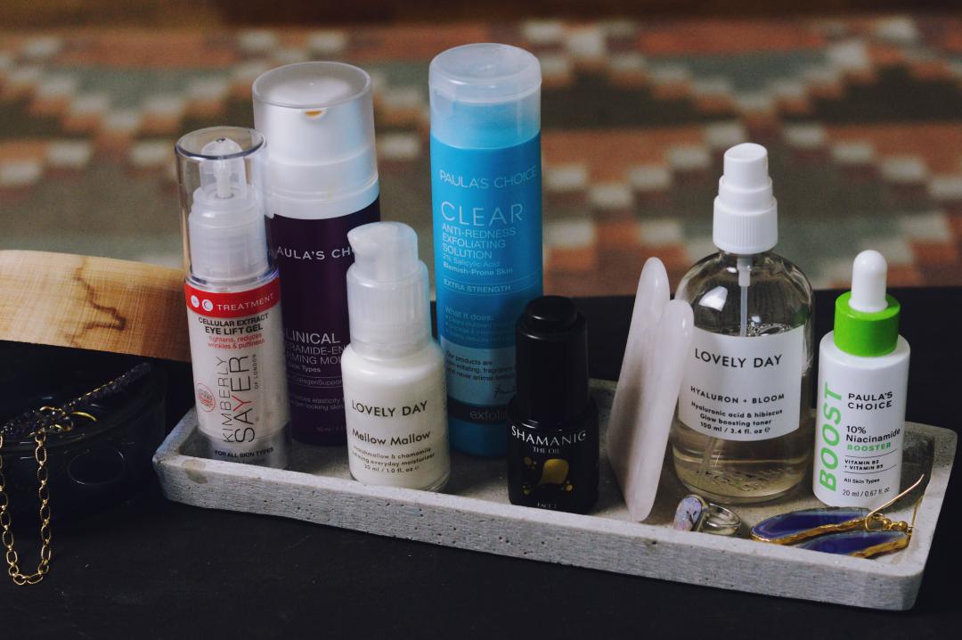 Hautpflege Routine Empfehlungen
