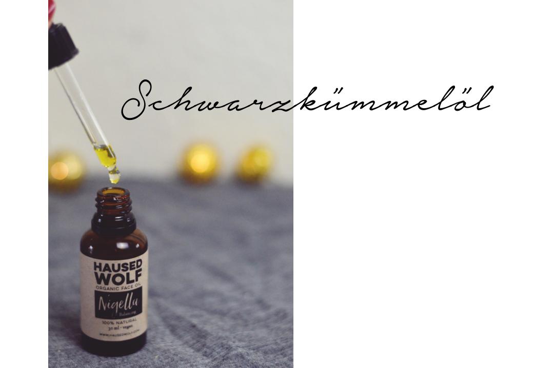 Haused Wolf Naturkosmetik Nigella Schwarzkümmelöl