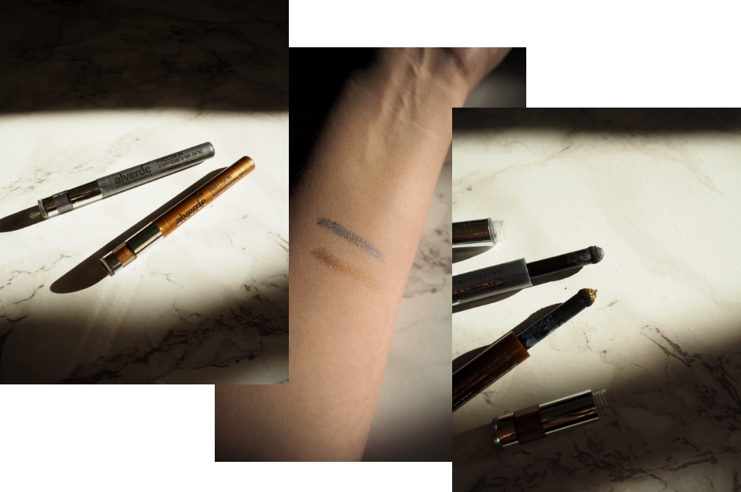 Alverde Precision Eyeshadow Pen