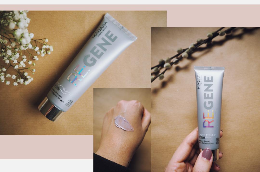 Madara Natural Skincare Re:Gene Volume Rebuild Lifting Mask
