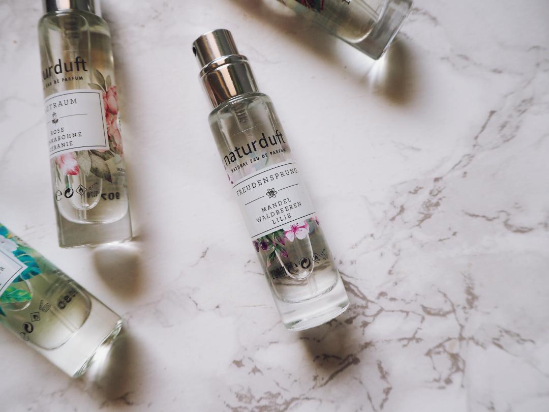Freudensprung Alverde Parfum