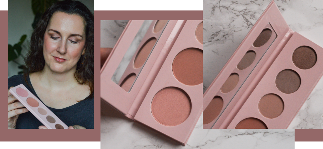 Pretty Naked Palette von 100% Pure Review