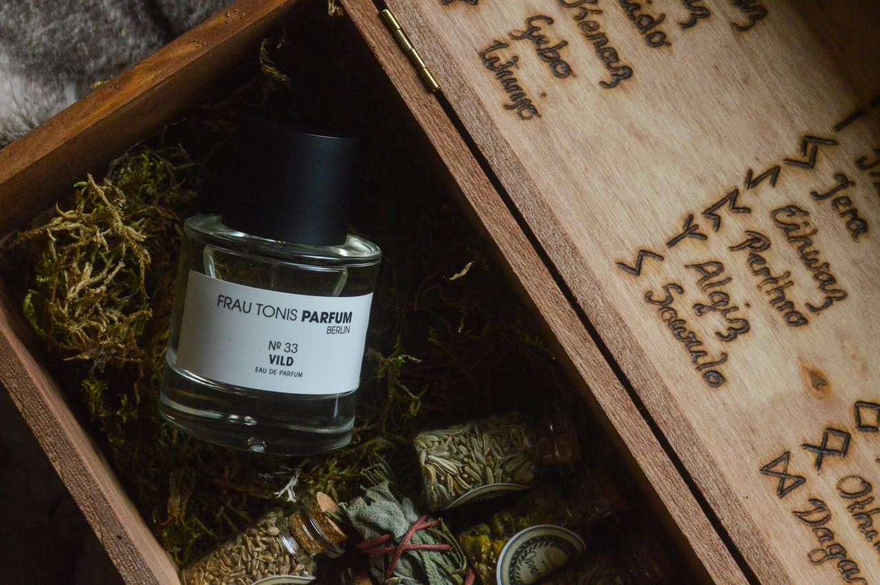 Frau Tonis Parfum VILD