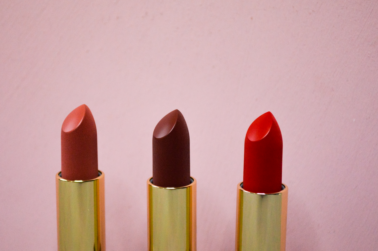 The Velvet Lipstick Collection Lisa Eldridge