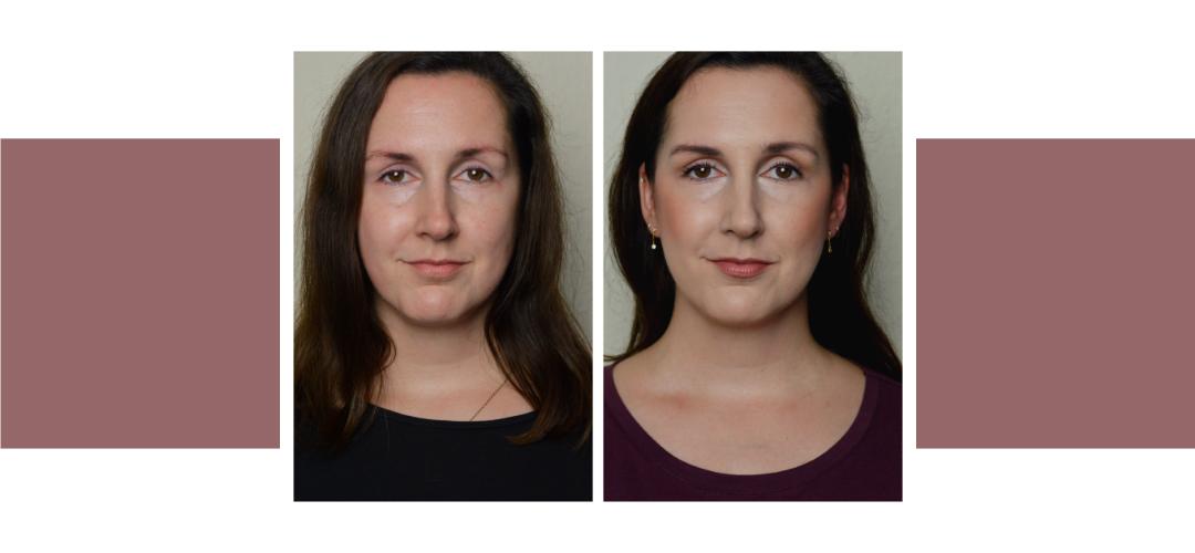Make Up Tipps für Pasbilder