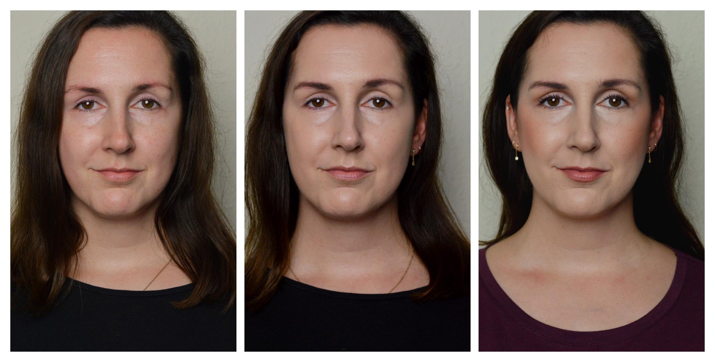 Makeup Ausweis Passbilder