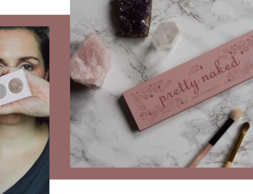 Review Pretty Naked Palette 100% Pure