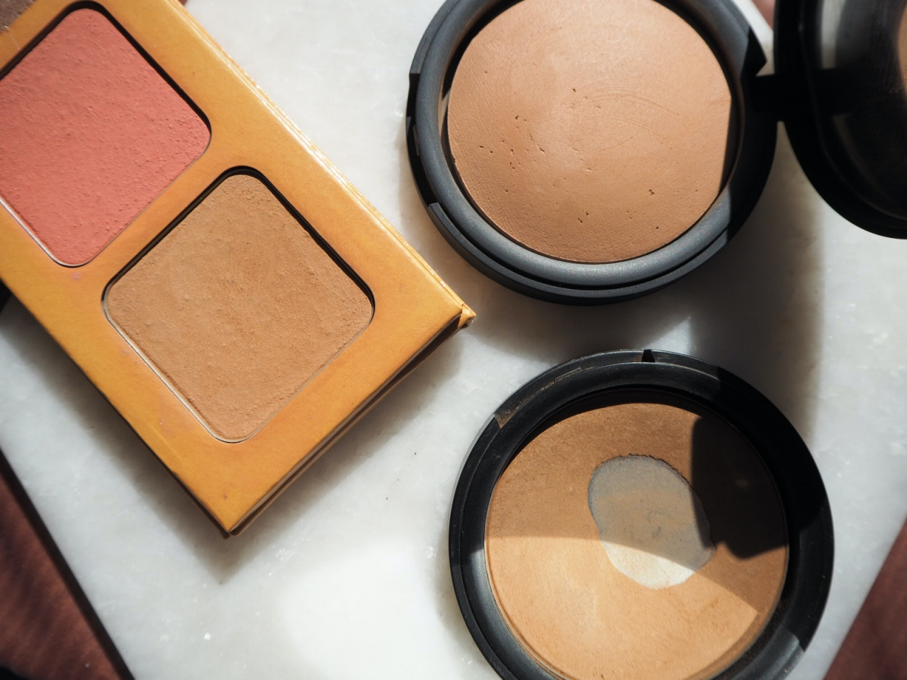 Swatches Cruelty Free Bronzer Test