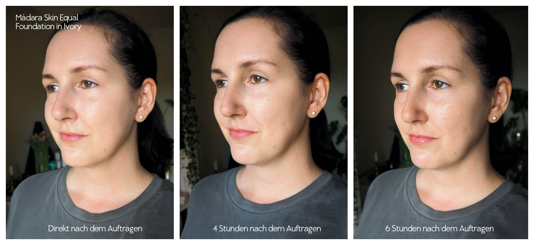 Mádara Skin Equal Skin Foundation Wear Test Review