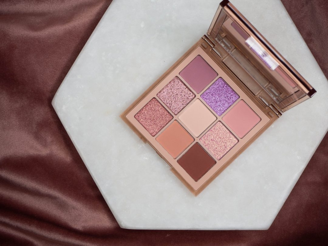 Huda Beauty Light Nude Obsessions Blog