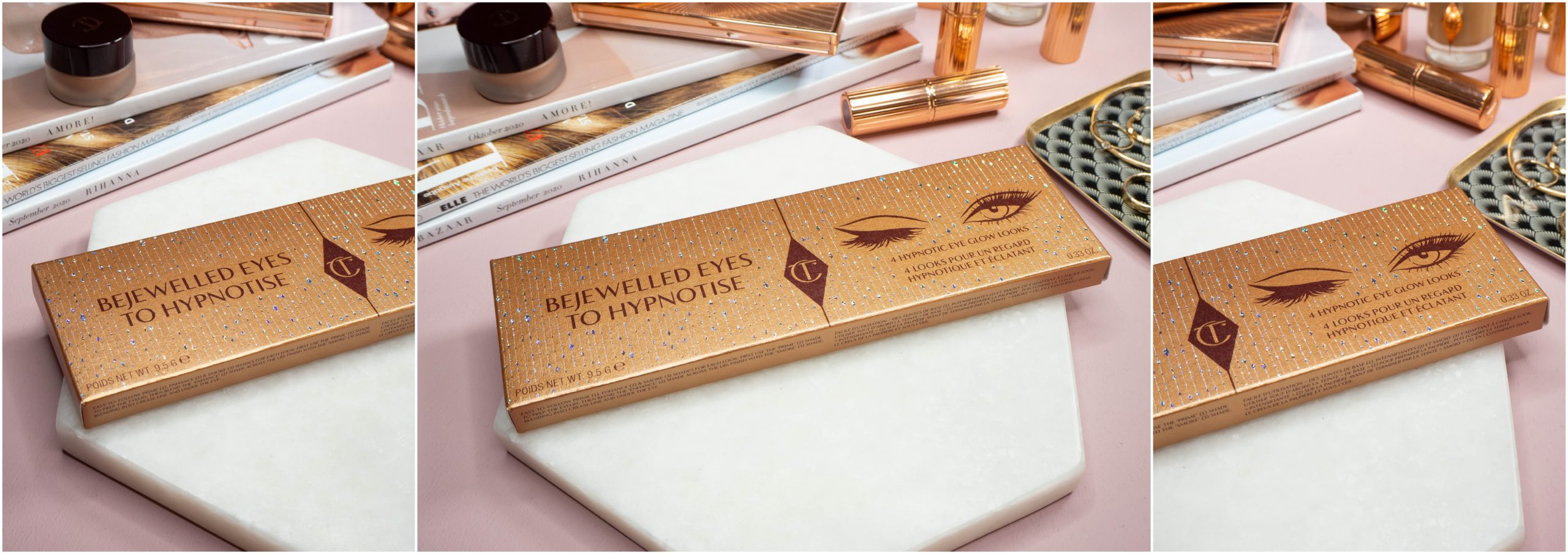 Charlotte Tilbury Bejewelled Eyes to Hypnotise Design