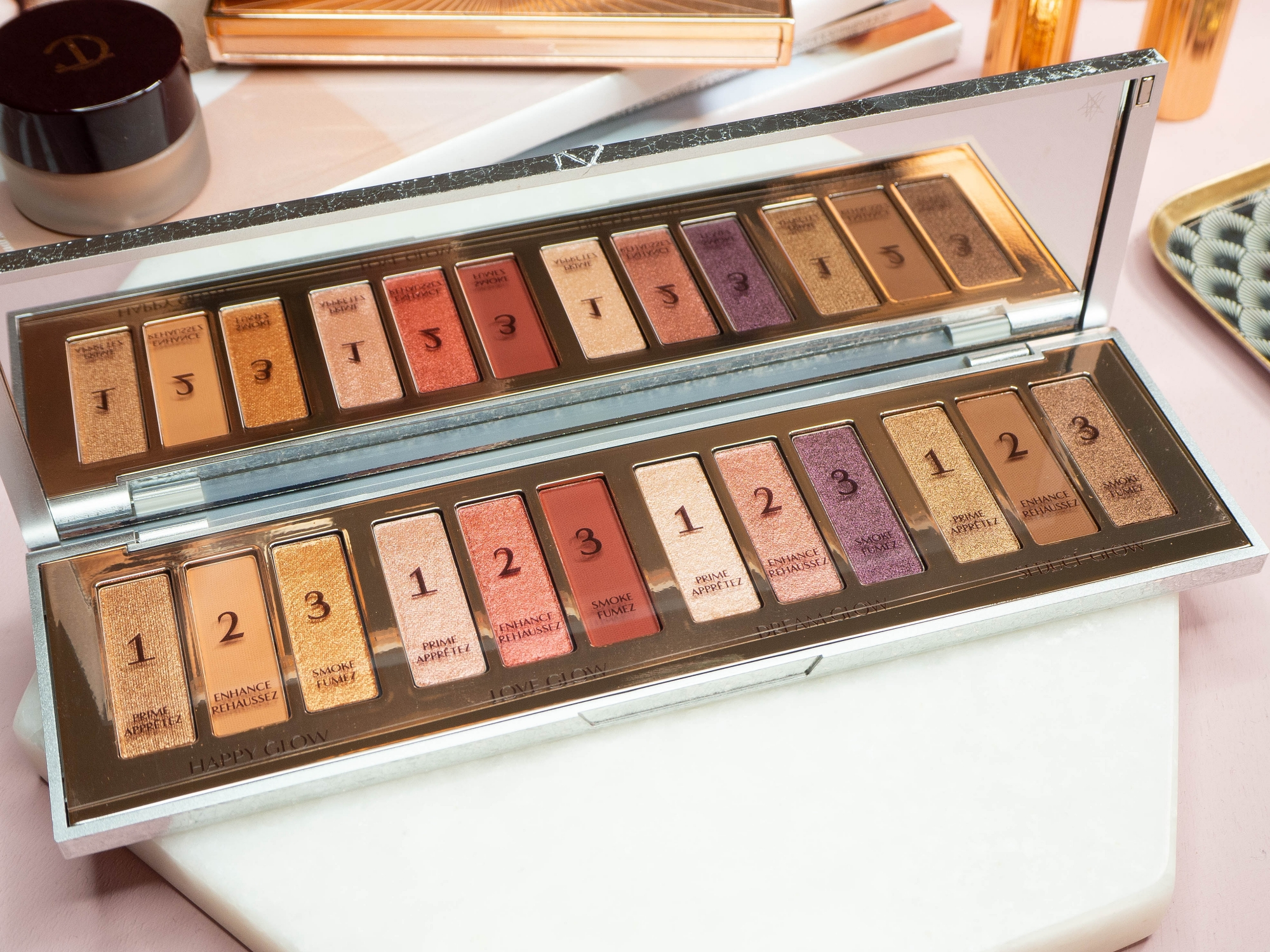 Bejewelled Eyes to Hypnotise von Charlotte Tilbury Review Blog