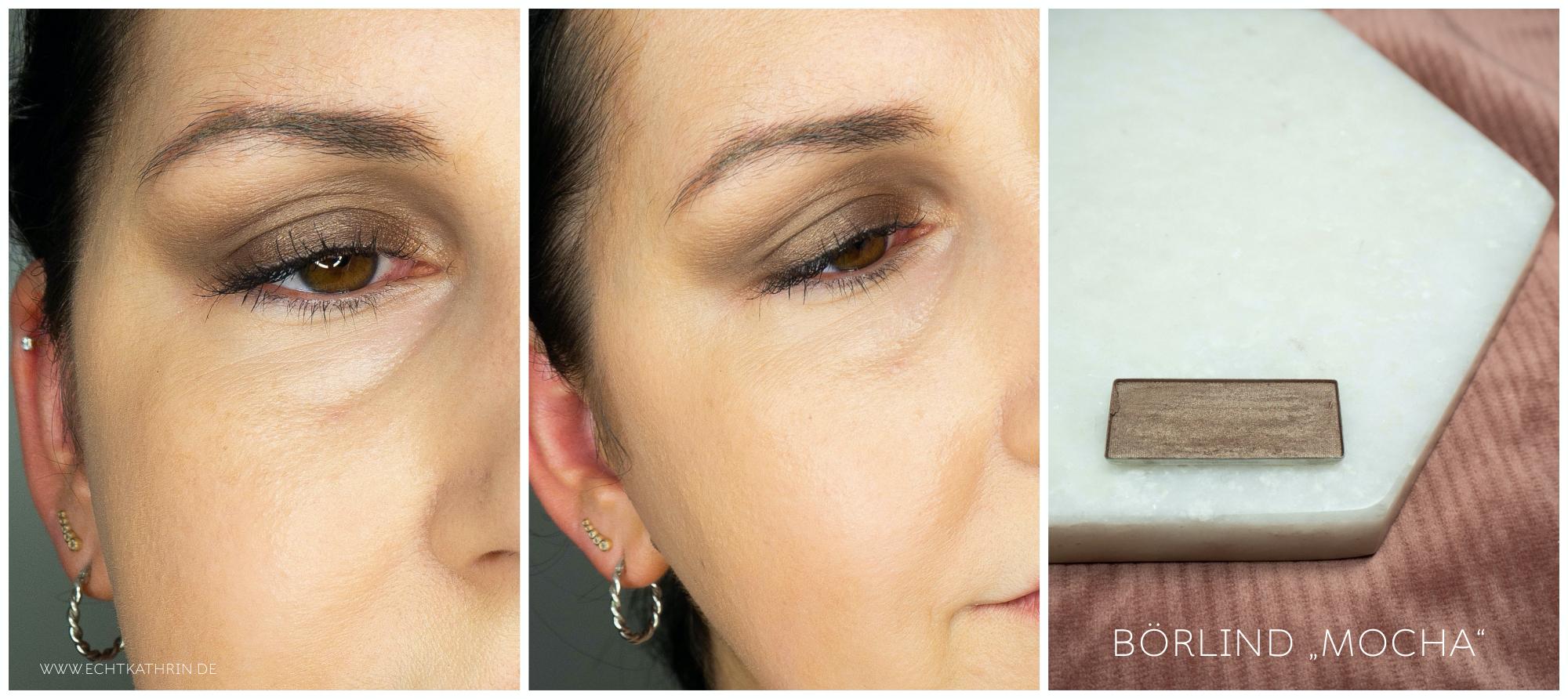 one and done eyeshadow boerlind mocha